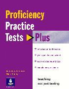 Cover-Bild zu Proficiency Practice Test Plus CPE Practice Tests Plus Without Key - Proficiency Practice Tests Plus von Kenny, Nick