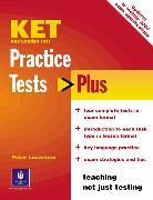 Cover-Bild zu KET Practice Tests Plus Students' Book *revised edition - KET Practice Tests Plus von Lucantoni, Peter
