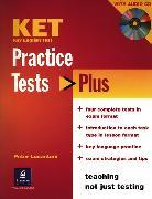 Cover-Bild zu KET Practice Tests Plus Students' Book and Audio CD Pack - KET Practice Tests Plus von Lucantoni, Peter