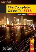 Cover-Bild zu The Complete Guide To IELTS with DVD-ROM and Intensive Revision Guide Access Code von Rogers, Bruce