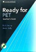 Cover-Bild zu Level B1: Teacher's Book - Ready for PET New Edition