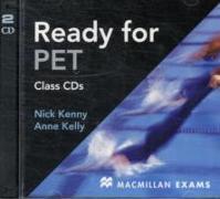 Cover-Bild zu Level B1: Class CDs - Ready for PET New Edition