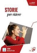 Cover-Bild zu Storie per ridere. Livello 3 von ALMA Edizioni (Hrsg.)