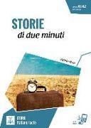 Cover-Bild zu Storie di due minuti. Livello 2 von Blasi, Valeria