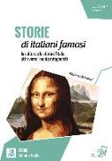 Cover-Bild zu Storie di italiani famosi. Lektüre + MP3 online von Sandrini, Maurizio