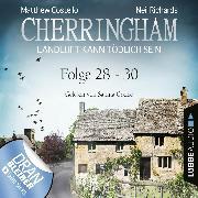 Cover-Bild zu eBook Cherringham - Landluft kann tödlich sein, Sammelband 10: Folge 28-30 (Ungekürzt)