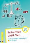 Cover-Bild zu Sachrechnen und Größen - Klasse 3/4 von Cech-Wenning, Stephanie