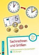 Cover-Bild zu Sachrechnen und Größen - Klasse 1/2 von Cech-Wenning, Stephanie