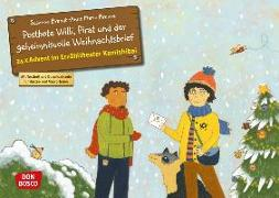Cover-Bild zu Postbote Willi, Pirat und der geheimnisvolle Weihnachtsbrief. Adventskalender von Brandt, Susanne