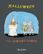 Cover-Bild zu Halloween von Gorey, Edward