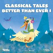 Cover-Bild zu eBook Classical Tales Better Than Ever (Parte 1)