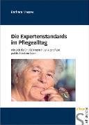 Cover-Bild zu Die Expertenstandards im Pflegealltag (eBook) von Messer, Barbara