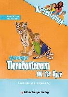 Cover-Bild zu Die Textspione - Tierabenteuern auf der Spur, Kopiervorlagen von Stehr, Sabine