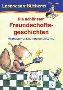 Cover-Bild zu Die schönsten Freundschaftsgeschichten von Steinwart, Anne (Hrsg.)