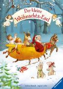 Cover-Bild zu Der kleine Weihnachtsesel von Uebe, Ingrid
