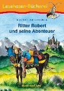 Cover-Bild zu Ritter Robert und seine Abenteuer von Uebe, Ingrid