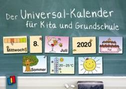 Cover-Bild zu Der Universal-Kalender für Kita und Grundschule, 2020 von Verlag an der Ruhr, Redaktionsteam