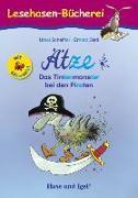 Cover-Bild zu Ätze - Das Tintenmonster bei den Piraten / Silbenhilfe von Scheffler, Ursel