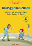 Cover-Bild zu Dialoggeschichten / Silbenhilfe von Peters, Barbara