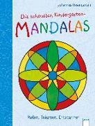 Cover-Bild zu Rosengarten, Johannes: Die schönsten Kindergarten Mandalas. Malen, Träumen, Entspannen