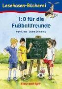 Cover-Bild zu 1:0 für die Fußballfreunde von Uebe, Ingrid