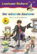 Cover-Bild zu Der wütende Zauberer / Silbenhilfe von Uebe, Ingrid