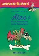 Cover-Bild zu Ätze - Das Tintenmonster in der Geisterbahn von Scheffler, Ursel