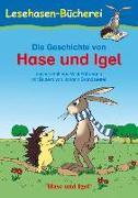 Cover-Bild zu Die Geschichte von Hase und Igel von Fährmann, Willi