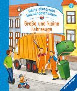 Cover-Bild zu Große und kleine Fahrzeuge von Mai, Manfred
