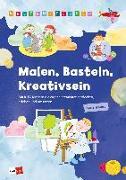 Cover-Bild zu Weltentdecker: Malen, Basteln, Kreativsein
