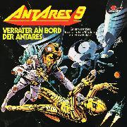 Cover-Bild zu Kühsel, Heinz: Antares 9: Verräter an Bord der Antares (Audio Download)