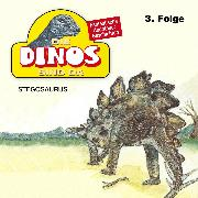 Cover-Bild zu Fohrmann, Petra: Die Dinos sind da, Folge 3: Stegosaurus (Audio Download)