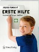 Cover-Bild zu Michael, König: Julius forscht - Erste Hilfe