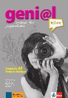 Cover-Bild zu Koenig, Michael: genial Klick A1. Tedesco-Italiano. Glossario