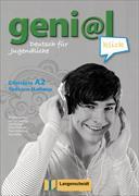 Cover-Bild zu Fröhlich, Birgitta: Genial klick A2. Tedesco-Italiano. Glossario