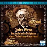 Cover-Bild zu Verne, Jules: Das technische Striptease eines Futuristen von gestern (Audio Download)