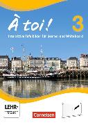 Cover-Bild zu À toi! 3. Vier- und fünfbändige Ausgabe. Interaktive Tafelbilder von Heckmann, Verena