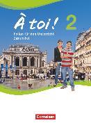 Cover-Bild zu À toi !, Vier- und fünfbändige Ausgabe, Band 2, Folienpaket, Folienauswahl aus 520415-6: 7 farbige Folien