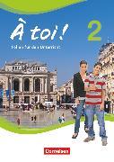 Cover-Bild zu À toi !, Vier- und fünfbändige Ausgabe, Band 2, Folien für den Unterricht, 22 farbige Folien