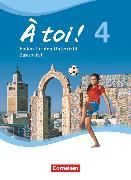 Cover-Bild zu À toi !, Vier- und fünfbändige Ausgabe, Band 4, Folienpaket, Folienauswahl: 7 farbige Folien