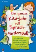 Cover-Bild zu Ein ganzes Kita-Jahr voll Sprachförderspass von Schröder, Ute