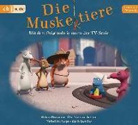 Cover-Bild zu Die Muskeltiere - Hörspiel zur TV-Serie 02 von Krause, Ute