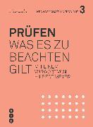 Cover-Bild zu Prüfen (E-Book) (eBook) von Pfiffner, Manfred