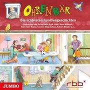 Cover-Bild zu Ohrenbär. Die schönsten Familiengeschichten von Feth, Monika