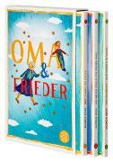 Cover-Bild zu Oma und Frieder 1-3 von Mebs, Gudrun