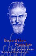 Cover-Bild zu Pygmalion von Shaw, George Bernard