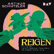 Cover-Bild zu Reigen (Audio Download) von Schnitzler, Arthur