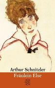Cover-Bild zu Fräulein Else von Schnitzler, Arthur