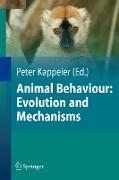 Cover-Bild zu Anthes, Nils: Animal Behaviour: Evolution and Mechanisms (eBook)