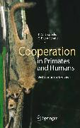 Cover-Bild zu van Schaik, Carel P. (Hrsg.): Cooperation in Primates and Humans (eBook)